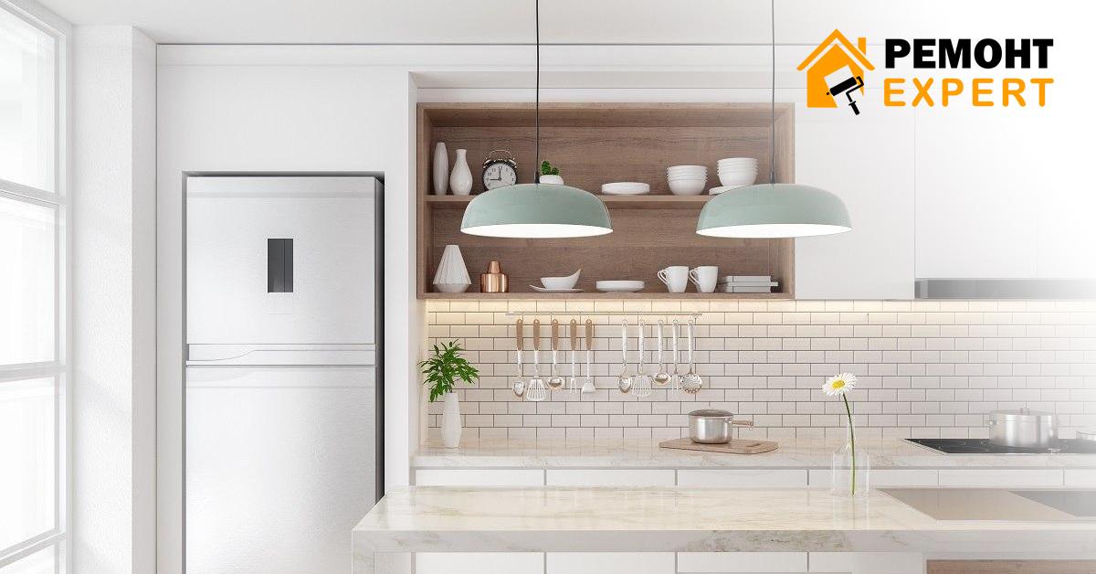 Особливості планувань кухонь в однокімнатних квартирах