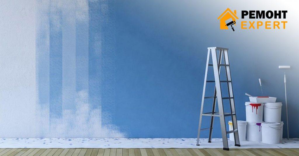 Переваги та недоліки шпалер, побілки та фарбування стін, коли неообхідний сучасний ремонт квартири (Івано-Франківськ)
